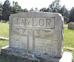 Samuel Turner Taylor