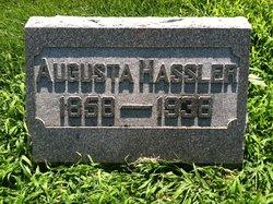 "Augusta ""Gussty"" <I>Bauer</I> Hassler"