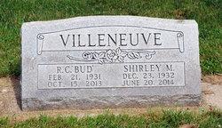 Shirley Mae <I>Buckley</I> Villeneuve