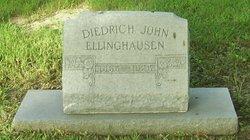 Diedrich John Ellinghausen