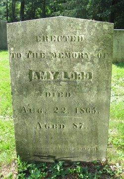 Amy <I>Loomis</I> Lord