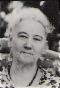 Agatha <I>Walker</I> McAllister