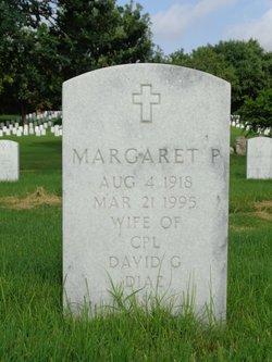 Margaret P Diaz