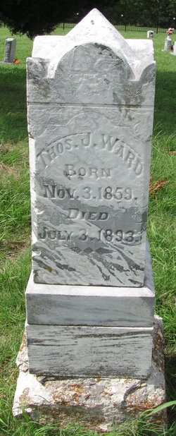 Thomas Jefferson Ward