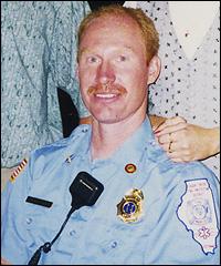 Chief Brian Thomas Hauk