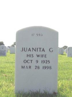 Juanita <I>Garza</I> Ferdin