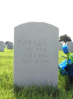 Eufrasia F Garcia