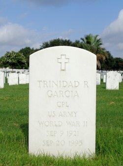Trinidad R Garcia