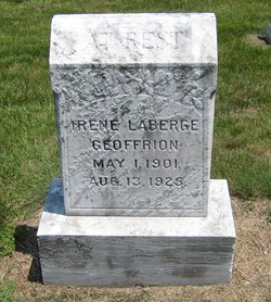 Irene <I>Laberge</I> Geoffrion