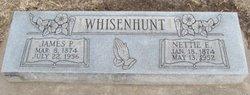 """James Preston """"Press"""" Whisenhunt"""