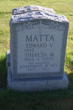 Theresa <I>Stephenson</I> Matta