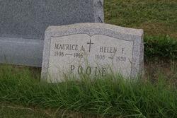 Maurice A Poole