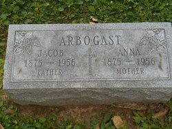Anna <I>Meyer</I> Arbogast