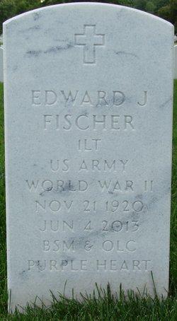 Edward J Fischer