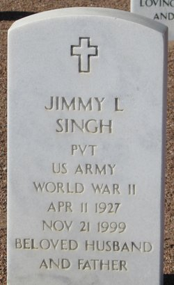 Jimmy L Singh