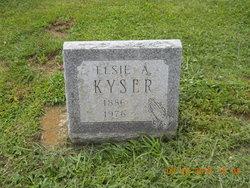 Elsie Alverda <I>Lower</I> Kyser