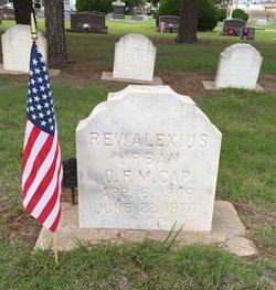 Rev Alexius Urban