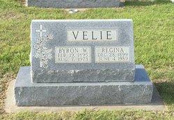 Byron W Velie