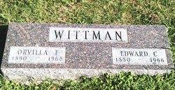 Edward Carl Wittman