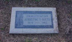 Augustine B Quetu