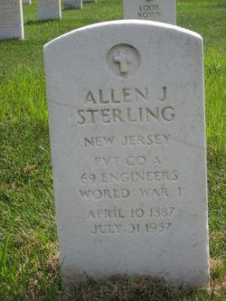 Allen Isaac Sterling