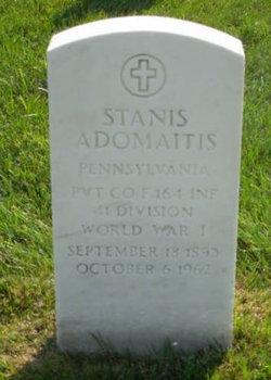 Stanis Adomaitis