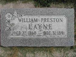 William Preston Layne