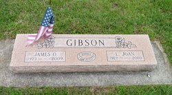 """James O. """"Jim"""" Gibson"""