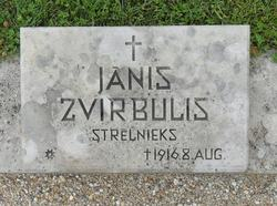 Janis Zvirbulis