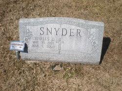 "Charles D. ""Chuck"" Snyder"