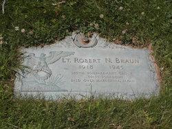 Lieut Robert N Braun