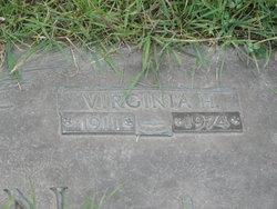 Virginia H Dorin