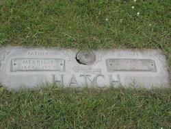 Merril F Hatch