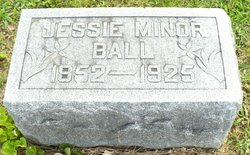 Jessie <I>Minor</I> Ball