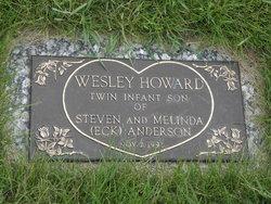 Wesley Howard Anderson