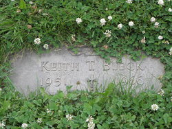Keith T Bleck