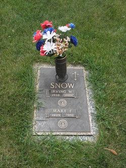 Mary F Snow