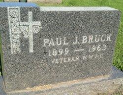 Paul Joseph Bruck