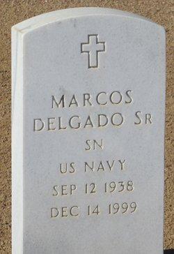 Marcos Delgado, Sr