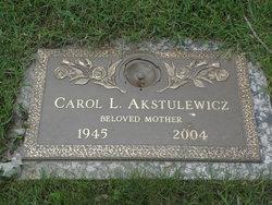 Carol L. <I>Rider</I> Akstulewicz