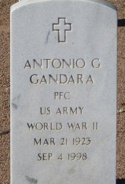 Antonio G Gandara