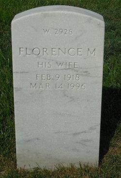 Florence M Gateward