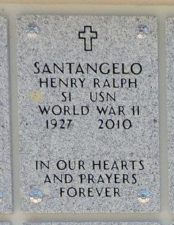 "Henry Ralph ""Hank"" Santangelo"