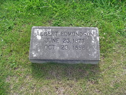 Albert Edmondson