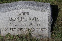 Emanuel Katz
