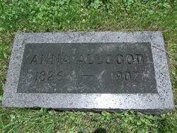 Anna <I>Bright</I> Allgood