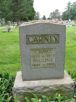 Pauline <I>Miller</I> Carney