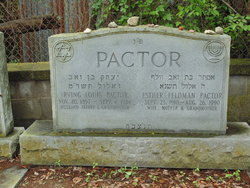 Esther <I>Feldman</I> Pactor