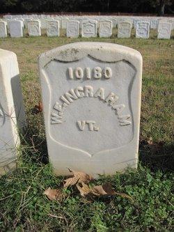 Pvt William C. Ingraham