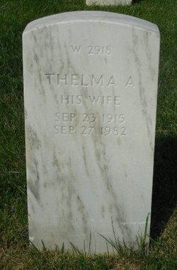 Thelma A Demarco